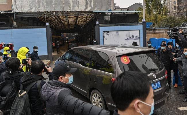 WHO Probe Team Visits Wuhan Market, Epicentre Of 1st Coronavirus Outbreak