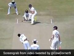 SL vs ENG: जॉनी बेयरस्टो ने मारा ऐसा ताबड़तोड़ छक्का, लाल रंग की गेंद हो गई 'सफेद' - देखें Video