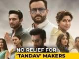 "Video : Supreme Court Refuses ""<i>Tandav</i>"" Team Protection From Arrest"