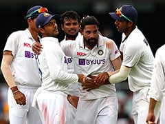 Young Pace Attack Showed We Can Rely On Them In Australia: Mohammad Shami