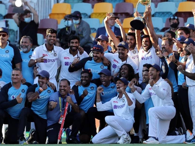 "India vs Australia: ""Emotional"" Ravi Shastri Hails India For Winning  ""Toughest Tour Ever"""