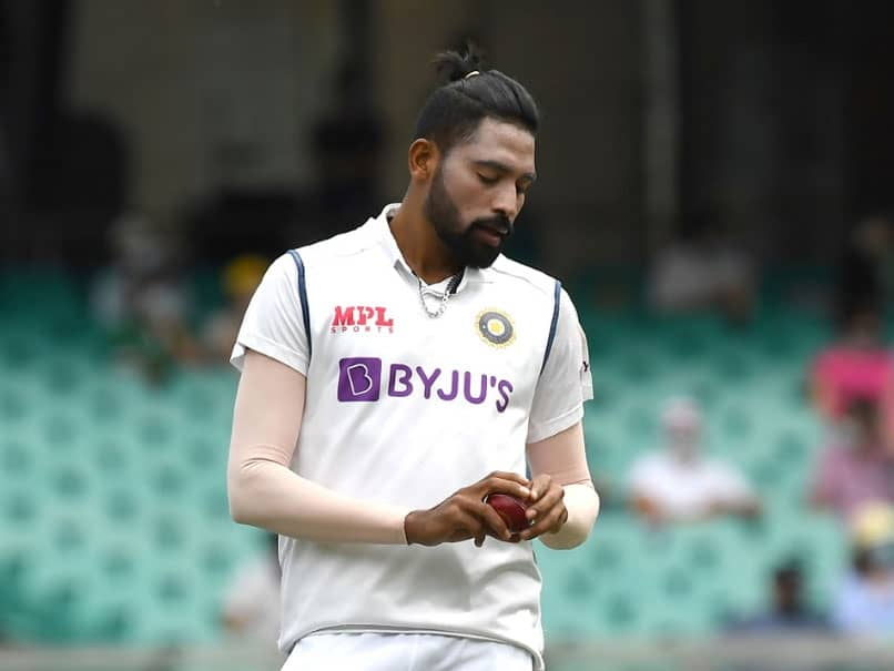 "Australia vs India, 3rd Test: Wasim Jaffer Quotes ""Legend"" MS Dhoni To Hail Tearful Mohammed Siraj"