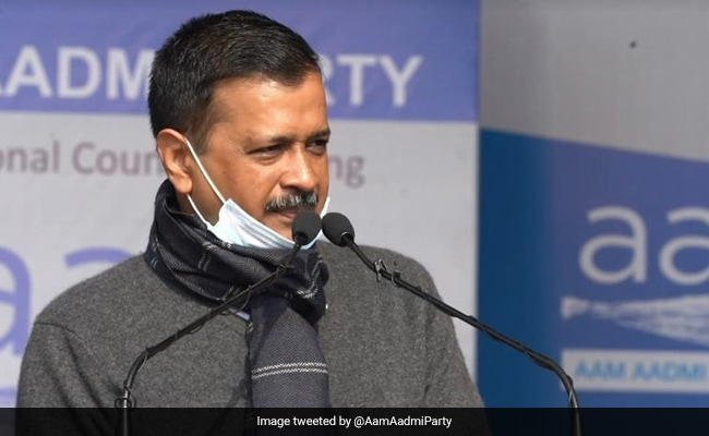 Aam Aadmi Party To Fight 6 State Polls Next Year: Arvind Kejriwal