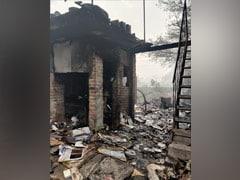 दिल्ली : कीर्तिनगर में कबाड़ी की दुकान में लगी आग, झुग्गियों तक फैली, 3 की मौत