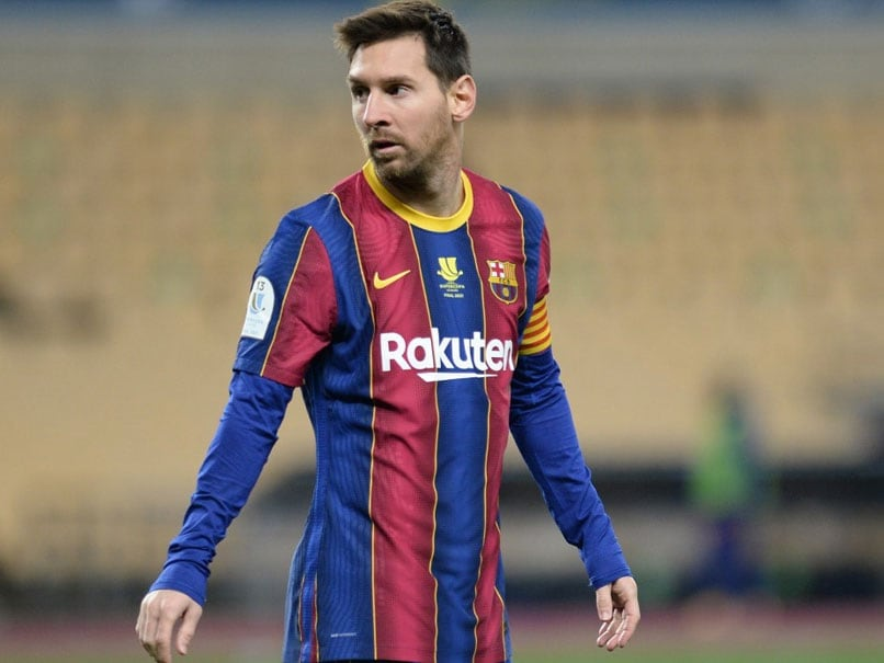 Barcelona To Sue Over Claims Lionel Messi Contract Worth 555 Million Euros
