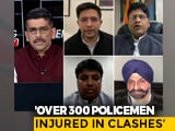 Video : Political Blame Game Over Tractor Rally Violence: BJP vs AAP vs Congress