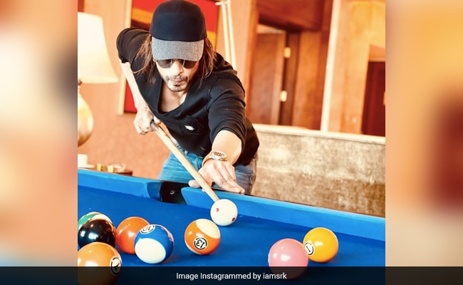 The Internet Can't Get Enough Of Shah Rukh Khan's Latest Post
