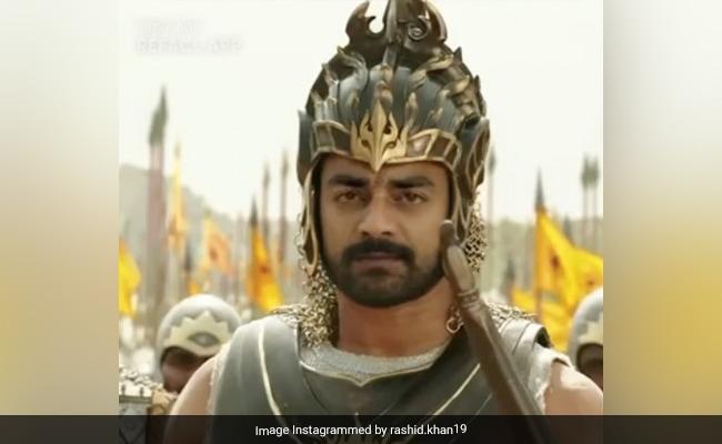 राशिद खान को