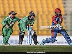 2nd ODI: Rahmat Shah Smashes Unbeaten Century As Afghanistan Beat Ireland