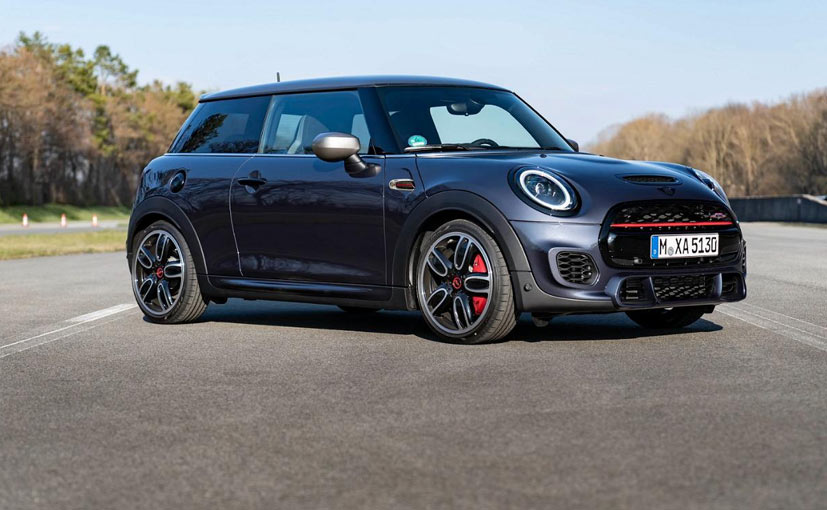 MINI India closed the year with highest-ever monthly sales in December 2020