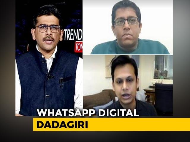 Video : WhatsApp's Policy Change, Digital Dadagiri Explained