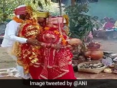 Man Marries 2 Women Together In Chhattisgarh