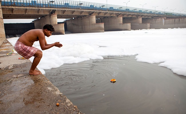 Frothing In Yamuna River: Delhi Government's 9-Point Action Plan