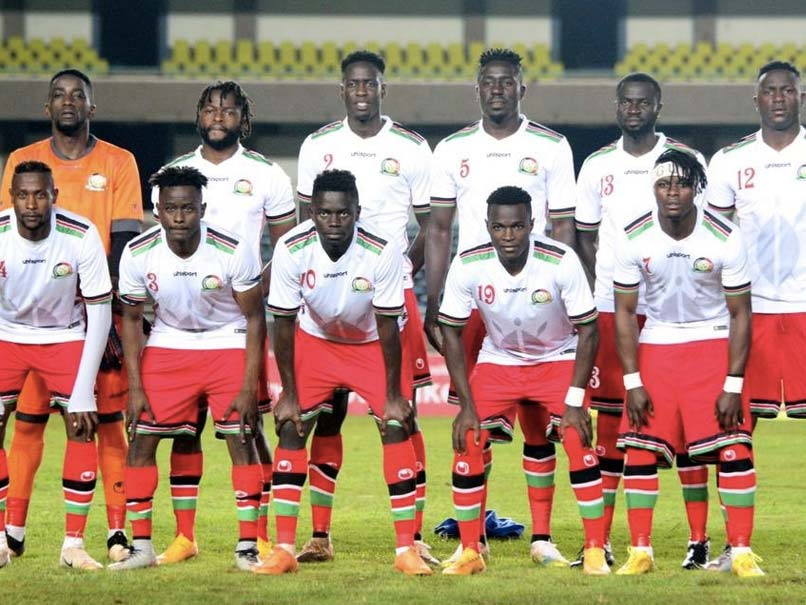 Kenya Sanctioned For Breaching COVID Rules In African Cup of Nations Qualifier