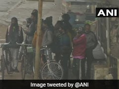 Light Rain In Delhi Day After City Records 15-Year Low In Temperature