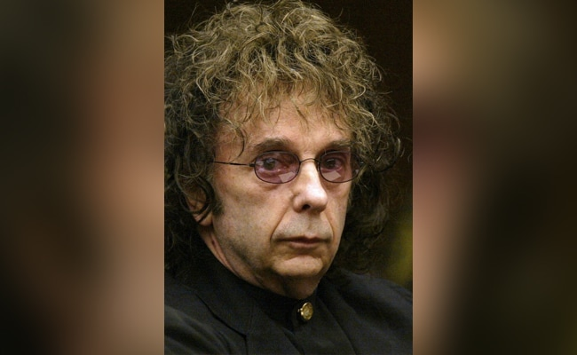 American Music Producer Phil Spector, Jailed For Murder, Dies At 81