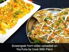 Masala Papad Taco Chaat: बिना तेल के आसानी से बनाएं हेल्दी और टेस्टी मसाला पापड़ टैको चाट रेसिपी