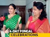 Video : Pongal Celebrations in Tamil Nadu