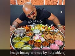 Finishing This 4 Kg 'Bullet Thali' In Pune Could Get You Royal Enfield Bullet Bike!