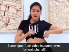 धनाश्री वर्मा ने 'मुझसे शादी करोगी' गाने पर डांस से मचाया तहलका, देखें थ्रोबैक Video