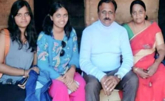 Andhra Pradesh Woman Who Killed 2 Daughters