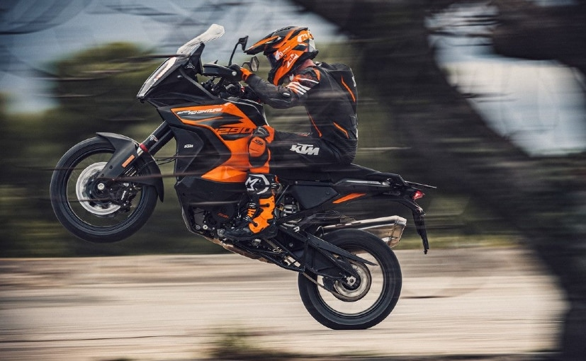 Deliveries of the 2021 KTM 1290 Super Adventure will begin in March 2021