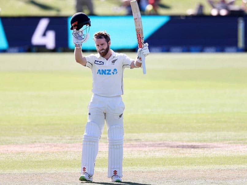 NZvPAK: Kane Williamson hits 4th double century, breaking 14 veterans record in test cricket