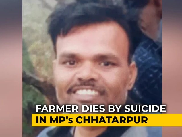 Video : Farmer Dies By Suicide In Madhya Pradesh, Leaves Note Addressed To PM