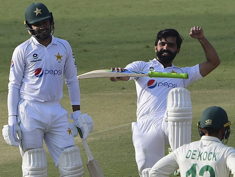 "Pak vs SA, 1st Test Day 2: Fawad Alam Hits ""Dream"" Century To Put Pakistan In Charge"