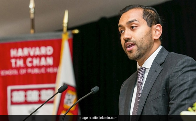 Indian-American Vidur Sharma Appointed As Covid Testing Adviser By Biden