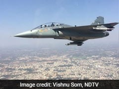 IAF Contingent Arrives In Colombo For Sri Lanka Air Force's 70th Anniversary Celebrations