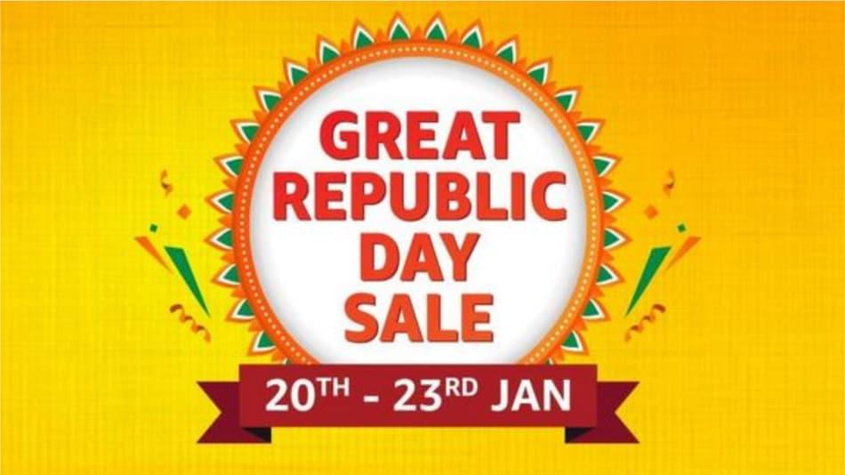 Amazon Great Republic Day सेल 20 जनवरी से होगी शुरू, इन ऑफर्स का उठाएं लाभ...
