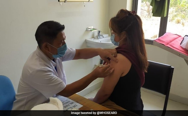 6.31 Lakh Vaccinations Against Covid So far, Total 9 Hospitalised: Centre