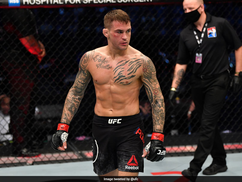 Conor McGregor beaten by Dustin Poirier at UFC 257 in shocking scenes