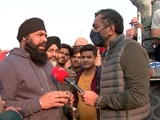 Video : Farmers Go Off-Script During Tractor Rally, Enter Heart Of Delhi