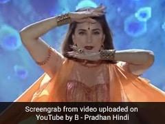 Madhuri Dixit ने 'देवदास' के गाने पर स्टेज पर बिखेरा जादू, डांस ने जीता फैन्स का दिल