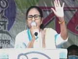 Video : In Show Of Strength, Mamata Banerjee's Rally In Nandigram