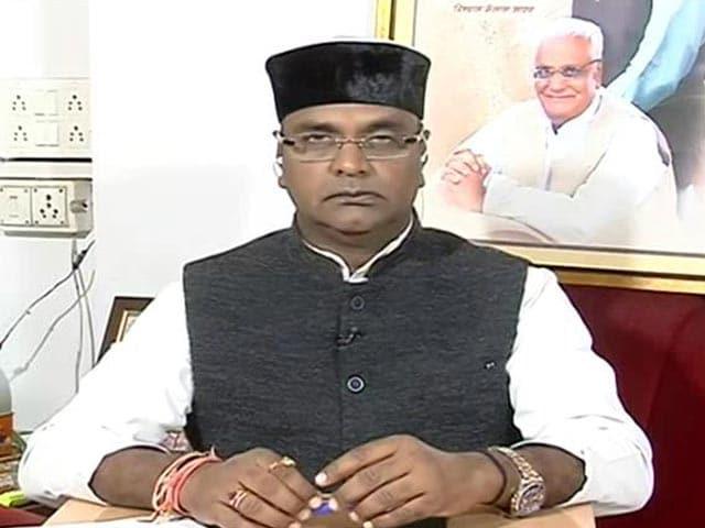 Video : Shouldn't Question Aarogya Setu's Usefulness: Madhya Pradesh Minister