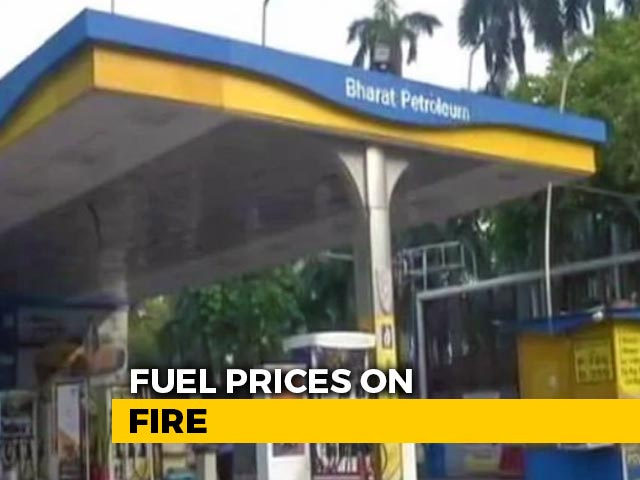 Video : Petrol Prices Touch New High Of Rs. 84.95 Per Litre In Delhi, Diesel At Rs. 75.13