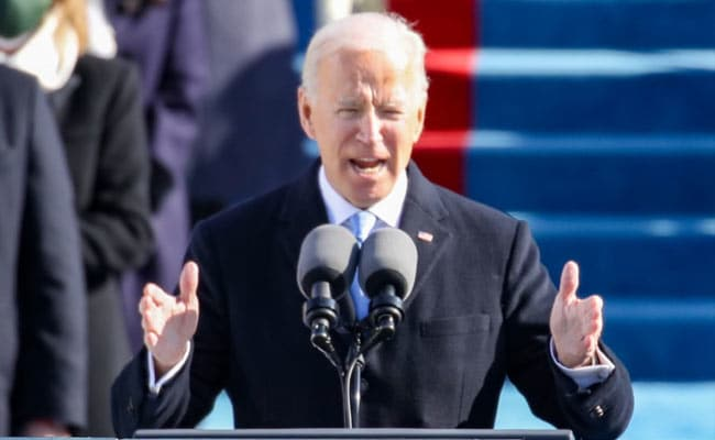 Joe Biden, New US President, Vows To End Uncivil War