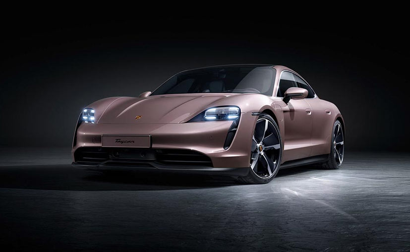 The new base trim of the Porsche Taycan is the fourth variant of the all-electric sports sedan