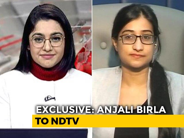 "Video : ""Taken Aback By IAS Backdoor Entry Charge"": Speaker Om Birla's Daughter"