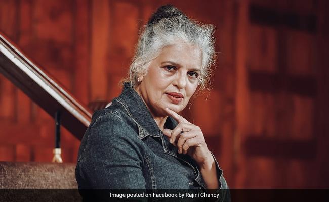Actress Rajini Chandy, 69, Trolled For 'Sexy' Photoshoot