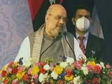 Video : Amit Shah To Address Two Rallies In Assam Today