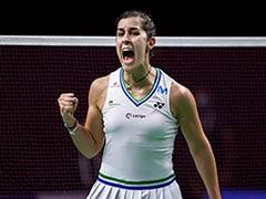 Thailand Open: Carolina Marin And Viktor Axelsen Claim Back-To-Back Badminton Titles In Bangkok