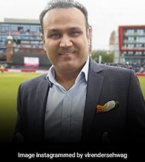 Watch: Dickwella's High-5 Faux Pas Inspires Hilarious Post From Sehwag