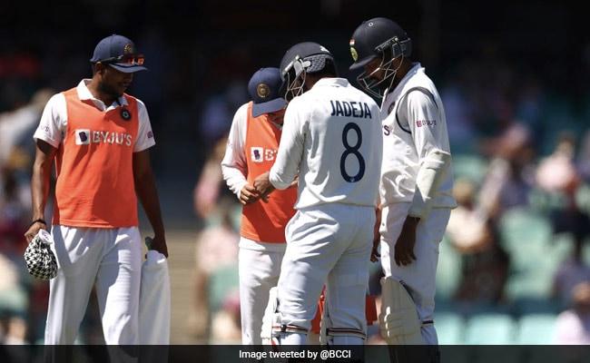 Aus Vs Ind: सिडनी टेस्ट में भारतीय टीम को झटका, पंत के बाद अब जडेजा भी चोटिल, स्कैन के लिए गए