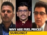Video : Fuel Prices Step On The Gas