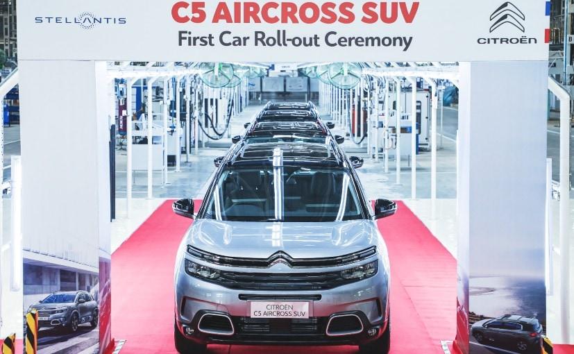 कंपनी ने इस नई कार का उत्पादन तमिलनाडु स्थित तिरुवल्लुवर प्लांट में शुरू कर दिया है
