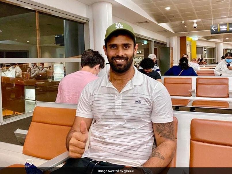 "Australia vs India: ""Until Next Time,"" Says Hanuma Vihari As He Leaves For India"